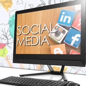 social media facile web