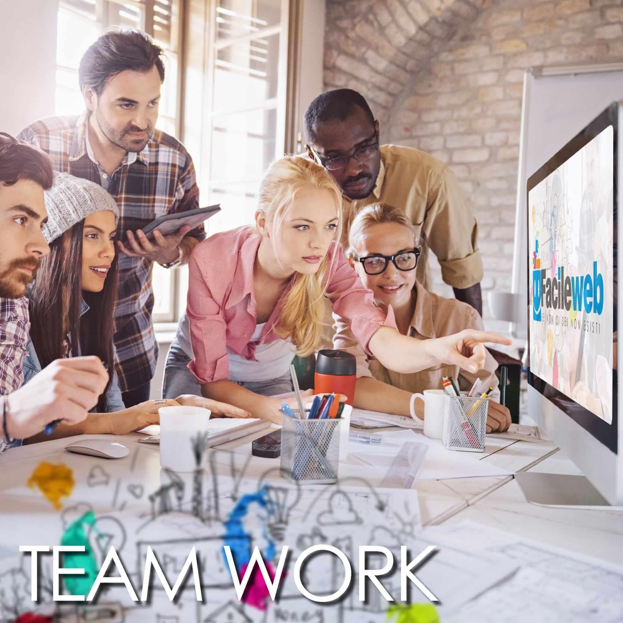 team facile web